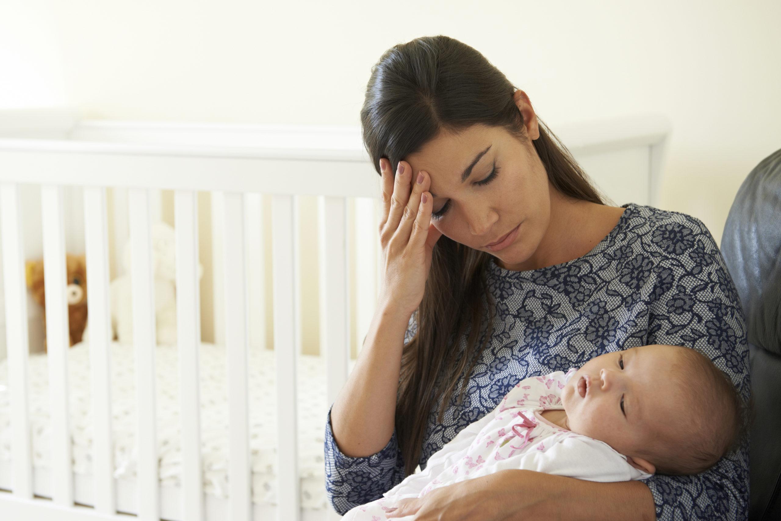 Saya Cinta Bayiku…  Jadi mengapa Saya Sedih saat Memberi Makan?